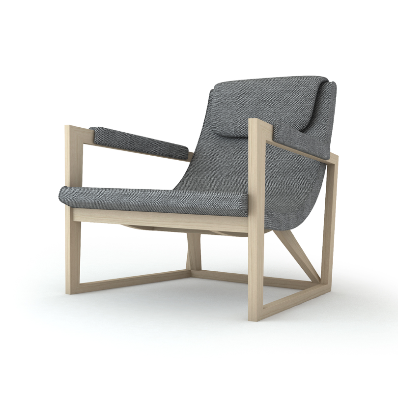 CASIS lounge chair