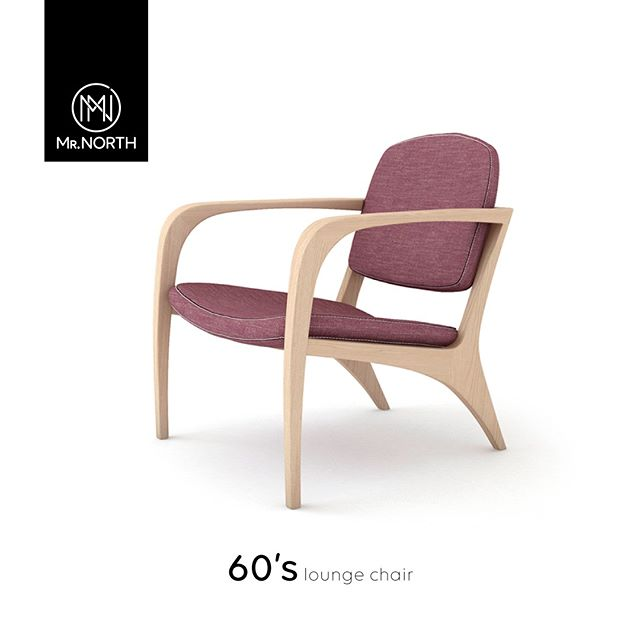 Designed by Studio Sagitair, 60's #armchair takes #inspiration from the Italian period of the 60s'. . . #mrnorth #furniture #design #madeinportugal #furnituredesign #instadecor #woodwork #wooddetails #wood #furnituredesign #scandinaviandesign #scandinavianstyle #handmade