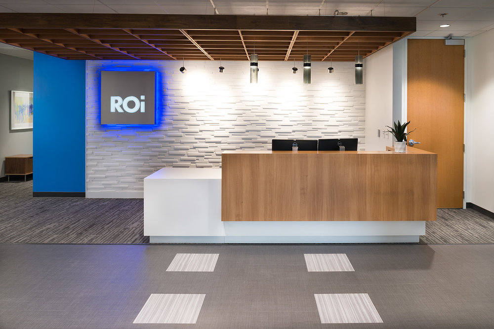 Reception | ROi