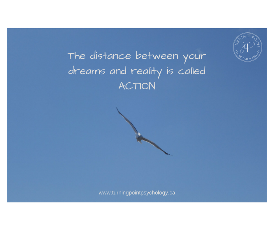 The distance between your dreams and reality is called action..png