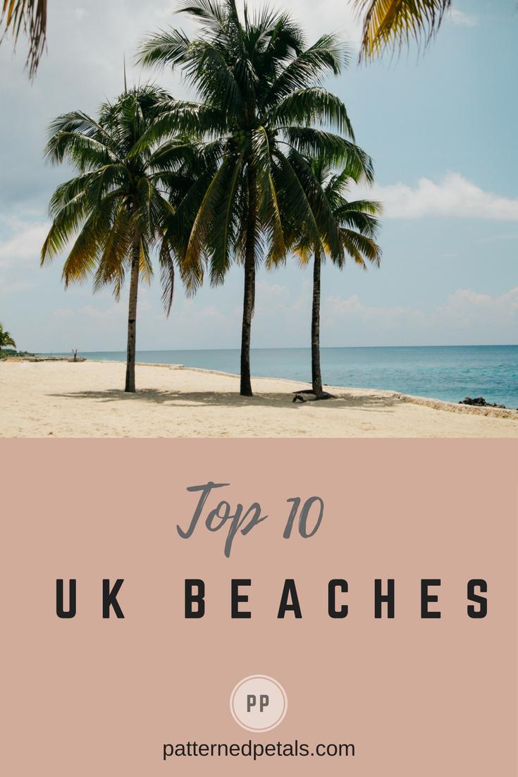 top uk beaches