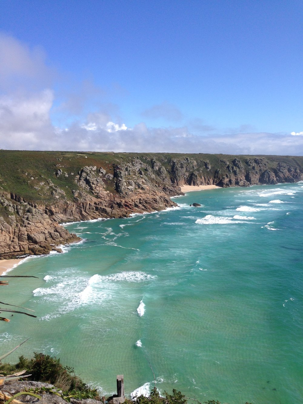 TOP UK BEACHES IN THE SOUTH COAST