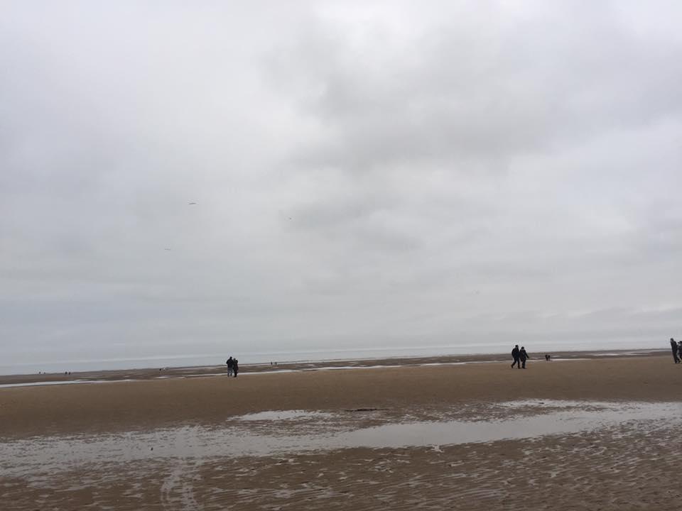 Blackpool seaside