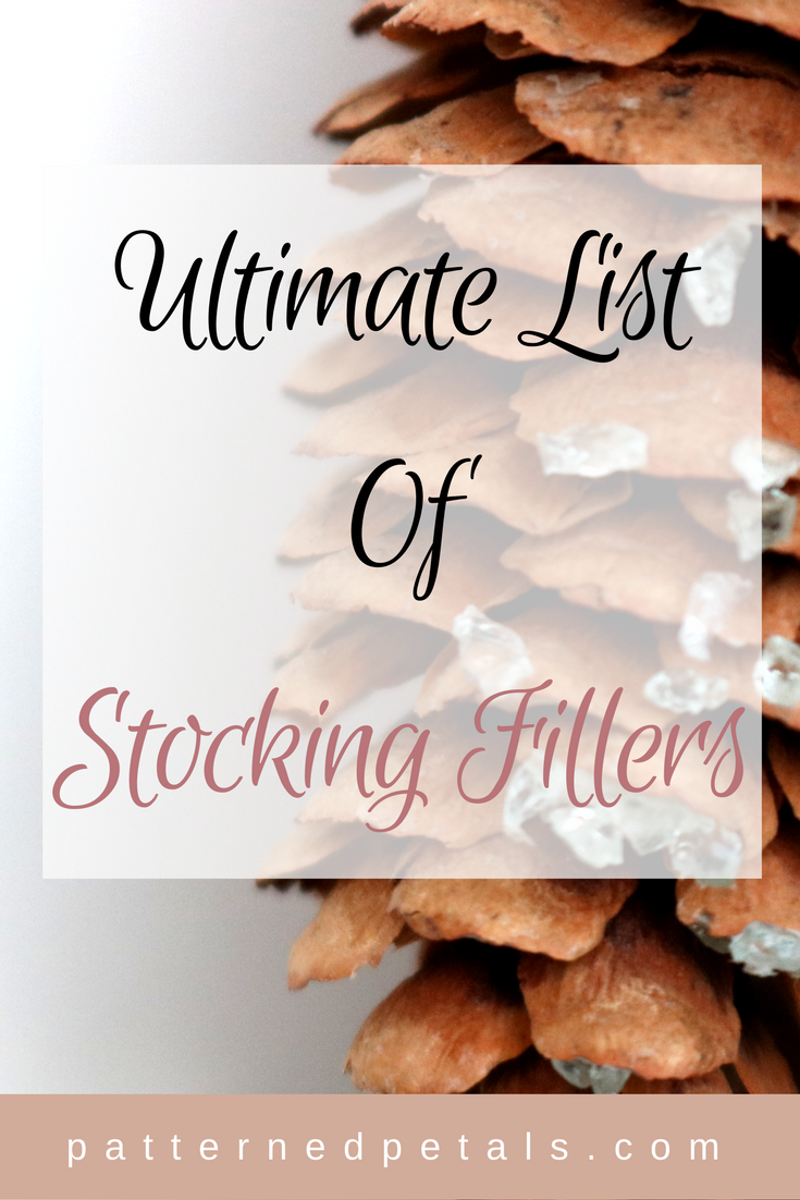 Ultimate List Of Stocking Fillers