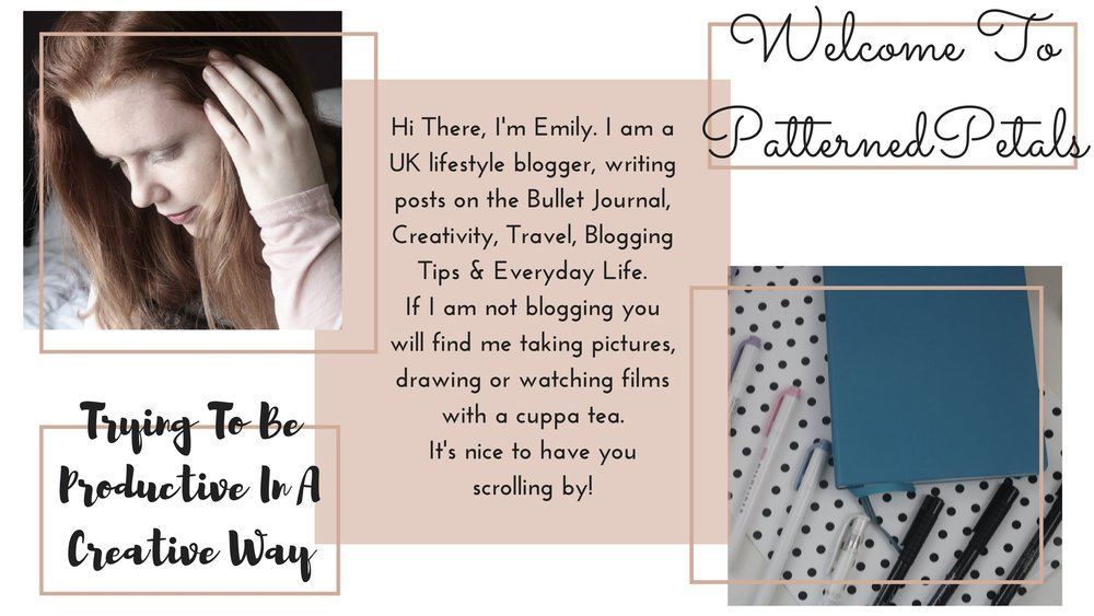 about me patternedpetals