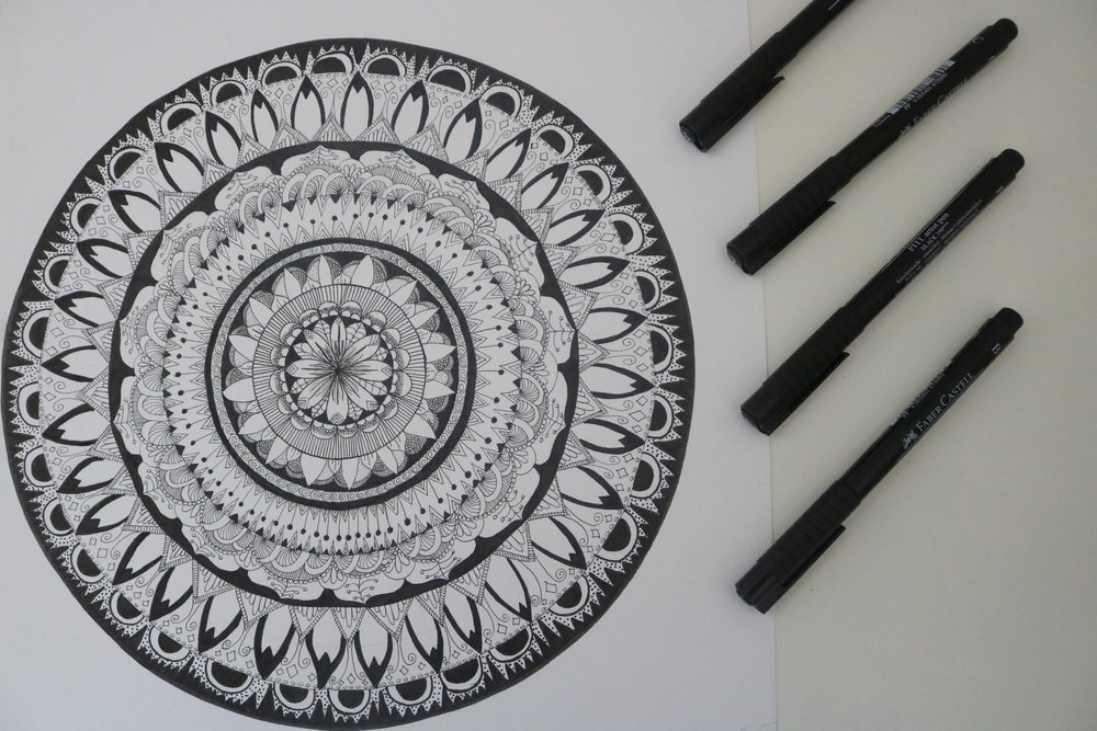 Flaws In Mandalas