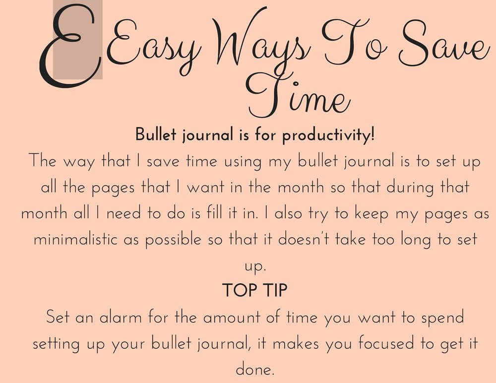 easy ways to save time