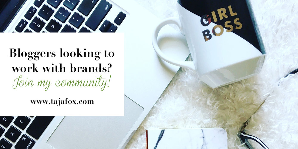 bloggers connect with brands