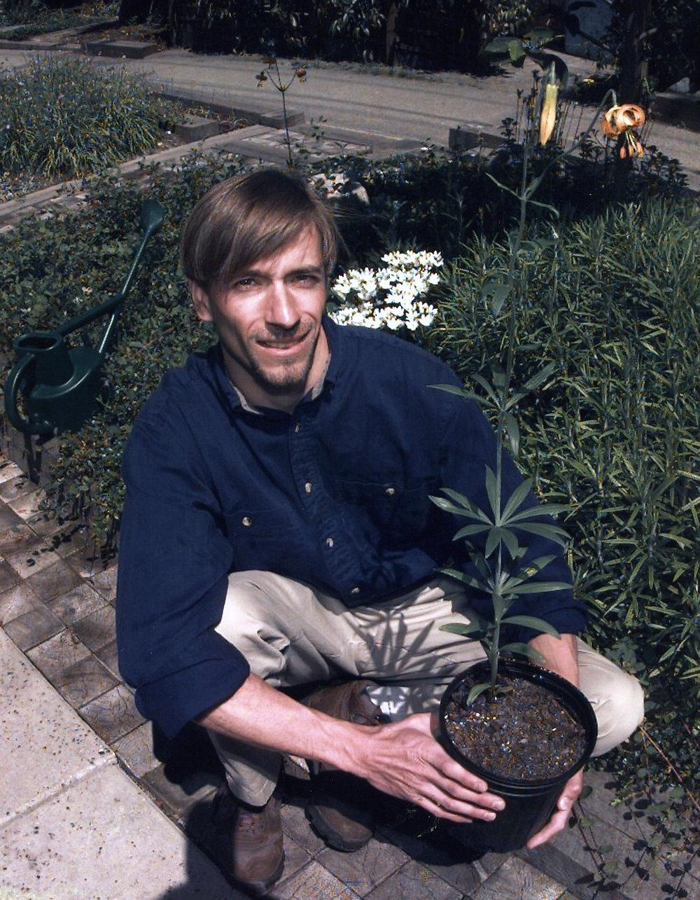 Ross Waddell, Garden Designer