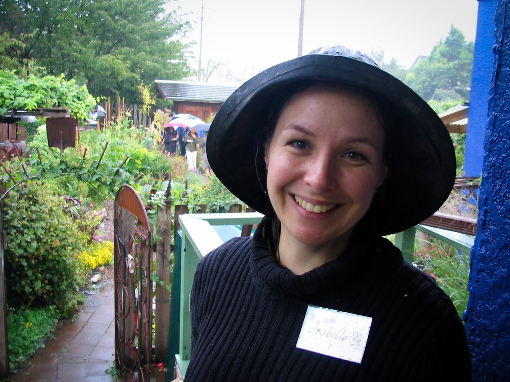 Isabelle Oppenheim, Gardener