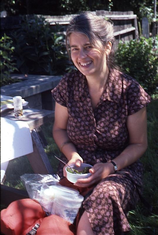 Paula Ford, Head Gardener