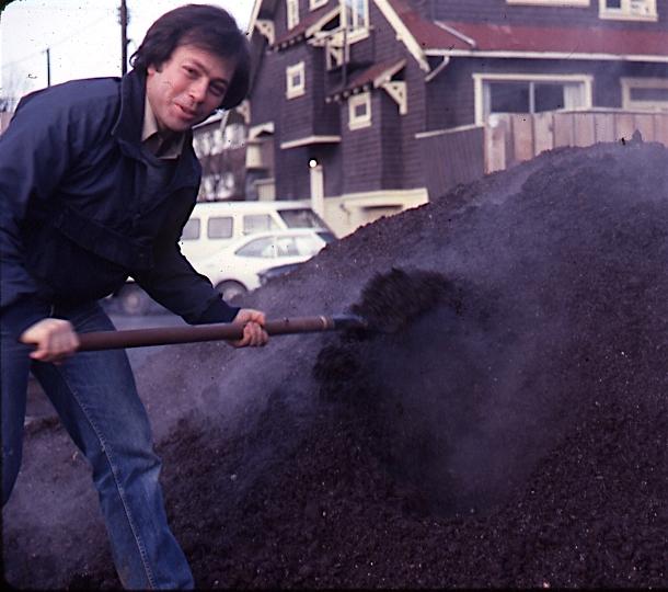 Dan Penner, Gardener