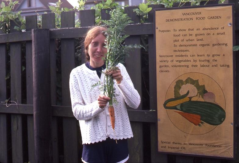 Heidi Balliban, Gardener