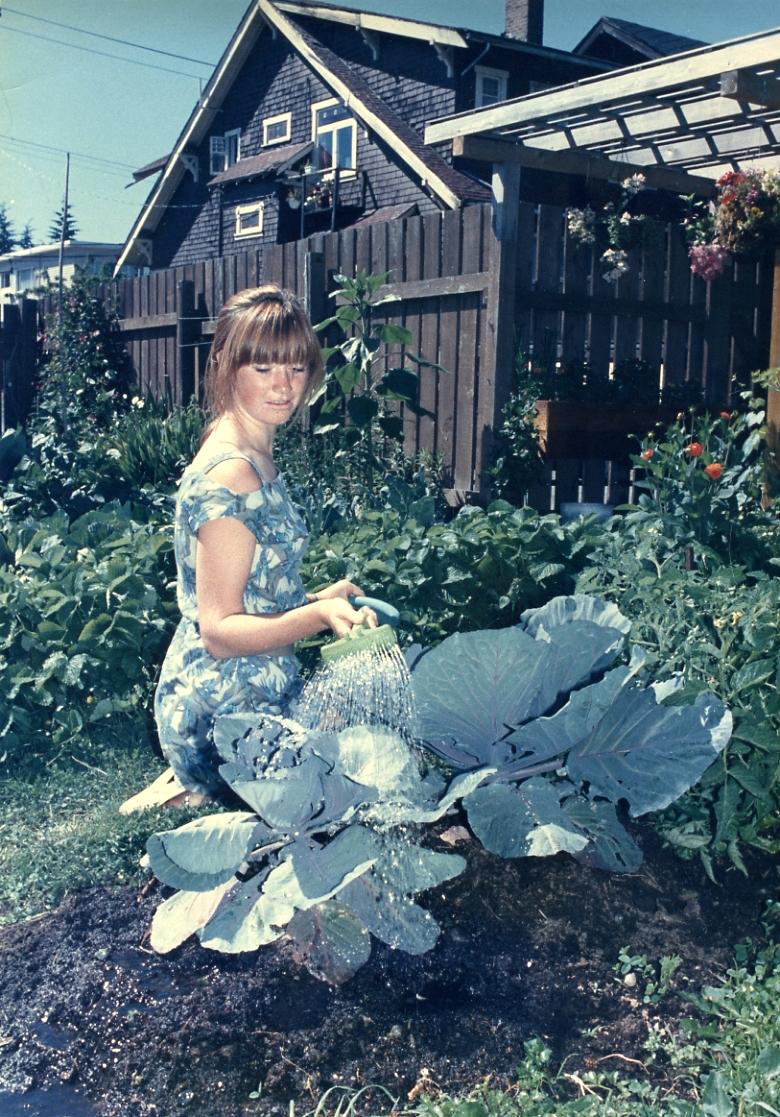 Beth Cameron, Ability Gardener