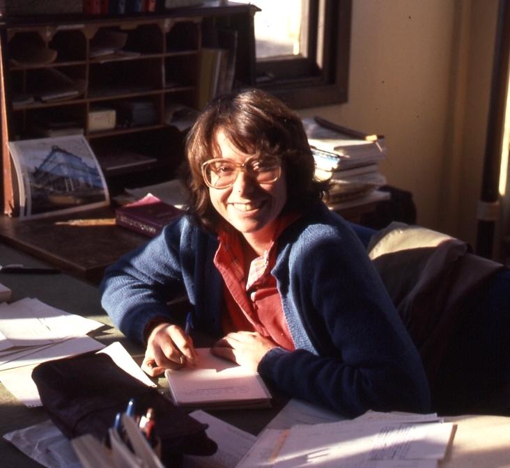 Leslie Scrimshaw, Community Gardener