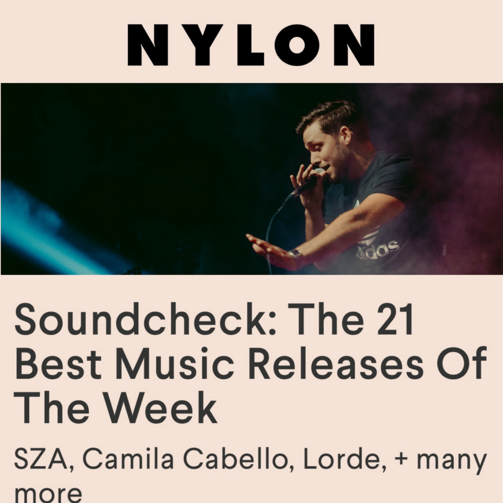 JOHN.k featured in NYLON
