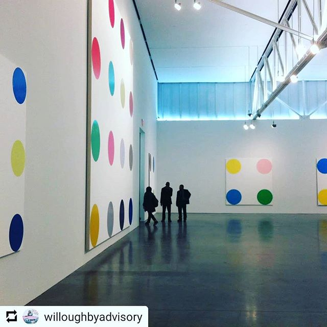 #Repost @willoughbyadvisory . . . AT GAGOSIAN TONIGHT MAY 11 6-8pm DAMIEN HIRST Colour Space Paintings Gagosian West 24th St . . . . #art #artfair #international #applicationsopen #artgalleries #galleries #opencall #nashville #tennessee #contemporary #tradeshow #production #curator #nyc #lifestyle #decor #highart #painting #sculpture #installation #performance #artcollector #collections #collectors #luxury #design #artnashville