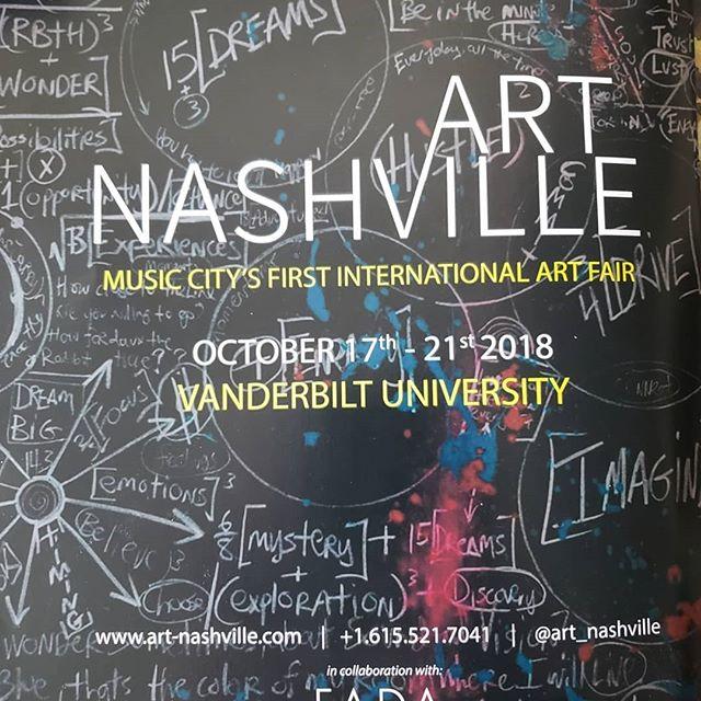 Thank you @nashvillearts we are loving the inside front cover! Looking forward to the months ahead! @contessagallery @sgla_ @mylowbottome . . . #art #artfair #international #applicationsopen #artgalleries #galleries #opencall #nashville #tennessee #contemporary #tradeshow #production #curator #nyc #lifestyle #decor #highart #painting #sculpture #installation #performance #artcollector #collections #collectors #luxury #design #artnashville