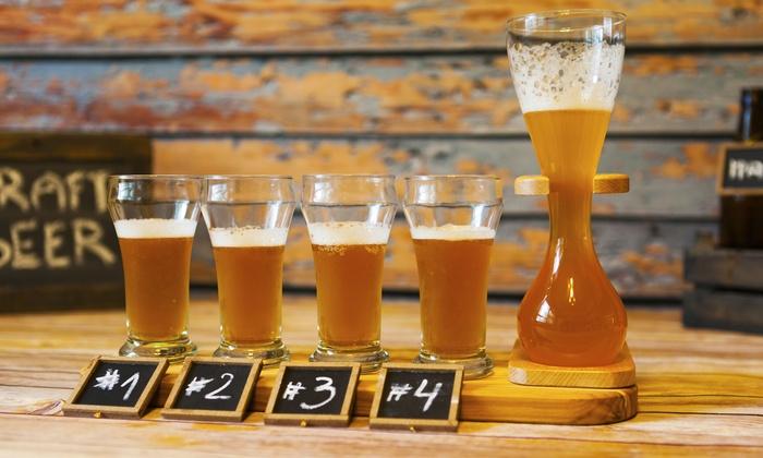 Beer Garden and Wine Tasting Exclusive to Nebraska Breweries/Vineyards