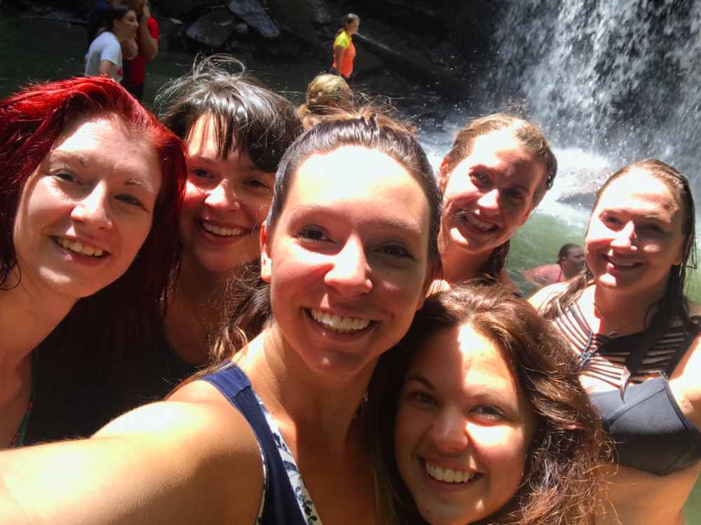 Radiance Retreat 2018 is now OPEN! Find your Light August 31-Sept. 3rd in the woods of Ohiopyle, PA!      $580-$620 (all inclusive)