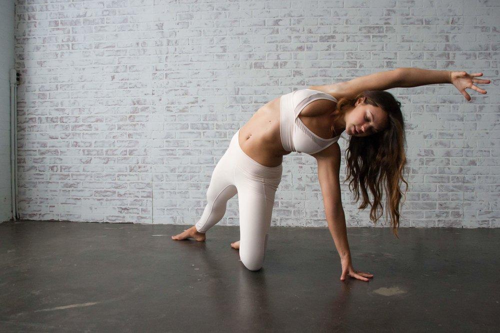 Online Yoga -