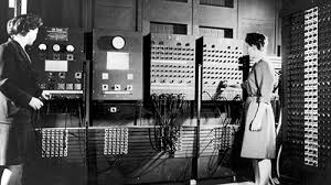 Electronic Numerical Integrator And Computer (ENIAC) Photo:http://www.computerhistory.org/revolution/birth-of-the-computer/4/78