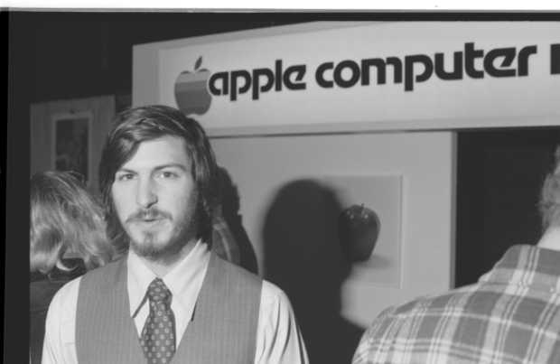 Steve Jobs. Photo: bio.com