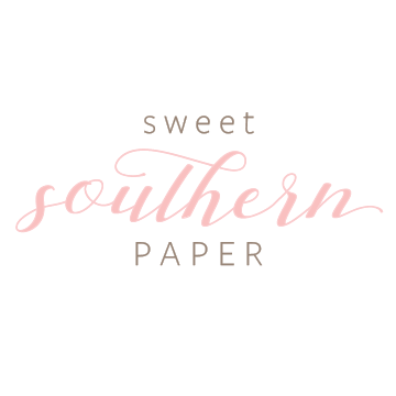 Branding for Sweet Southern Paper