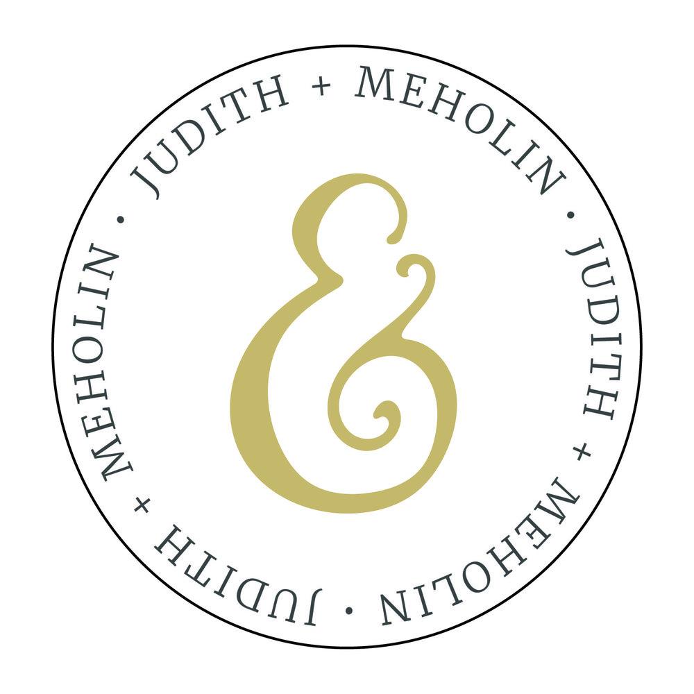 Branding for Judith & Meholin