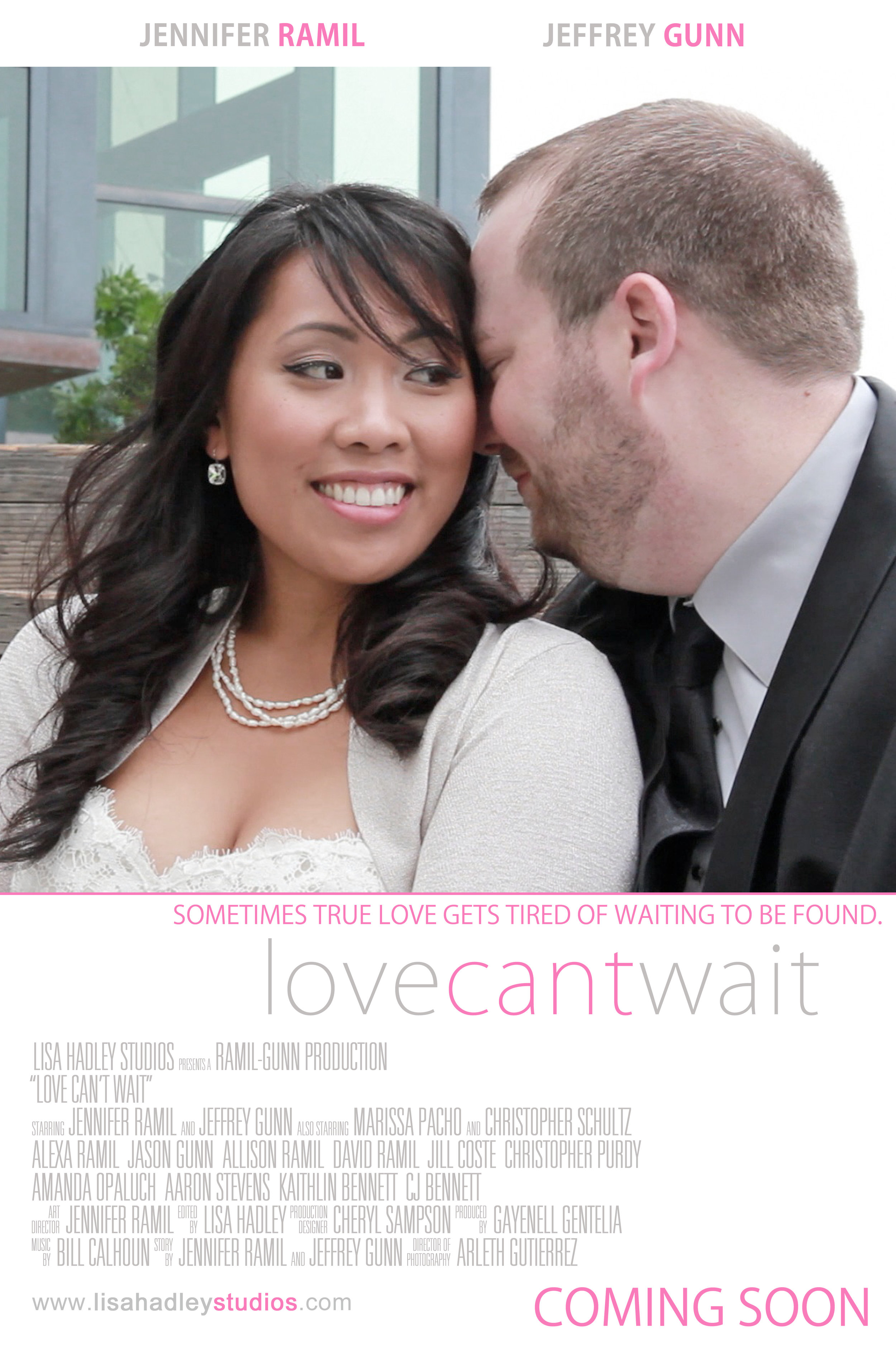 LOVE CANT WAIT POSTER
