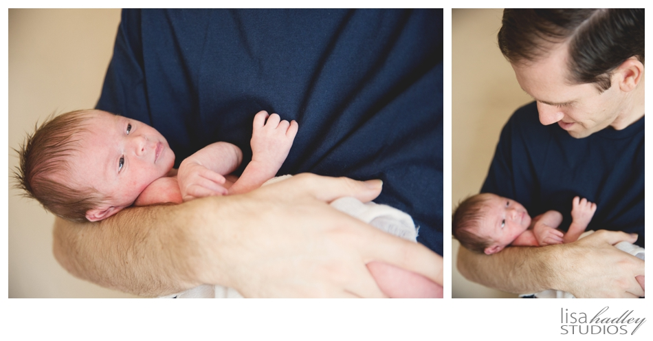 Newborn Photography www.lisahadleystudios.com