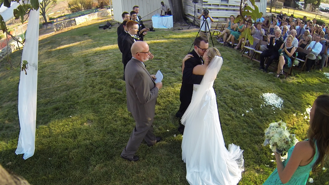 Chino Hills Planes of Fame Wedding Videography