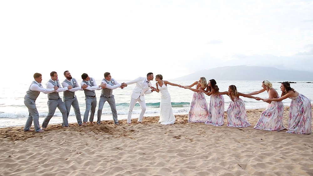 Lisa Hadley Studios Maui Wedding Videography