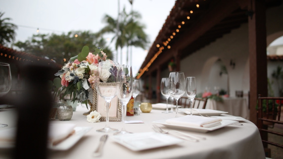 Casa Romantica Wedding Videography