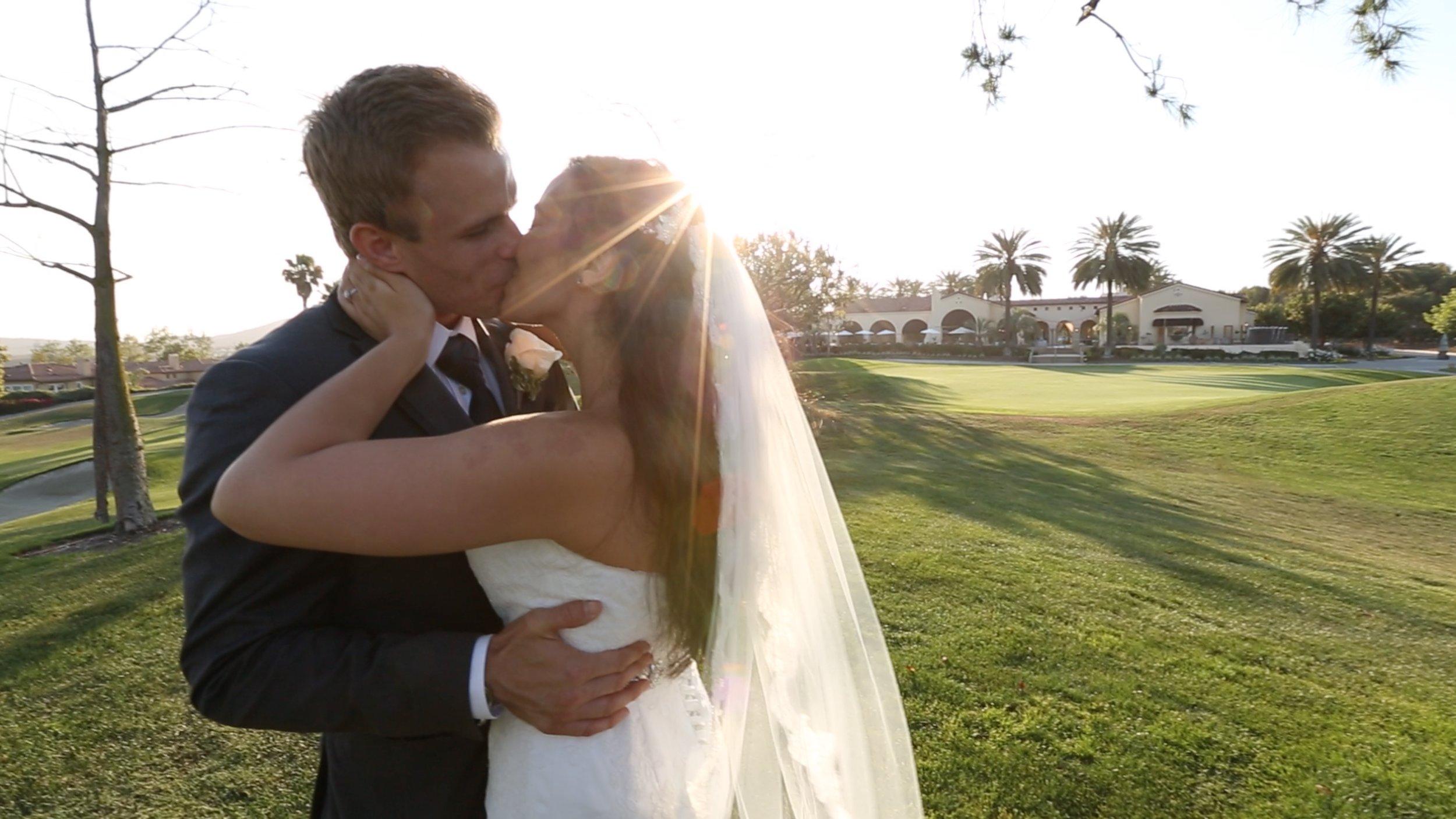Talega Golf Club Wedding