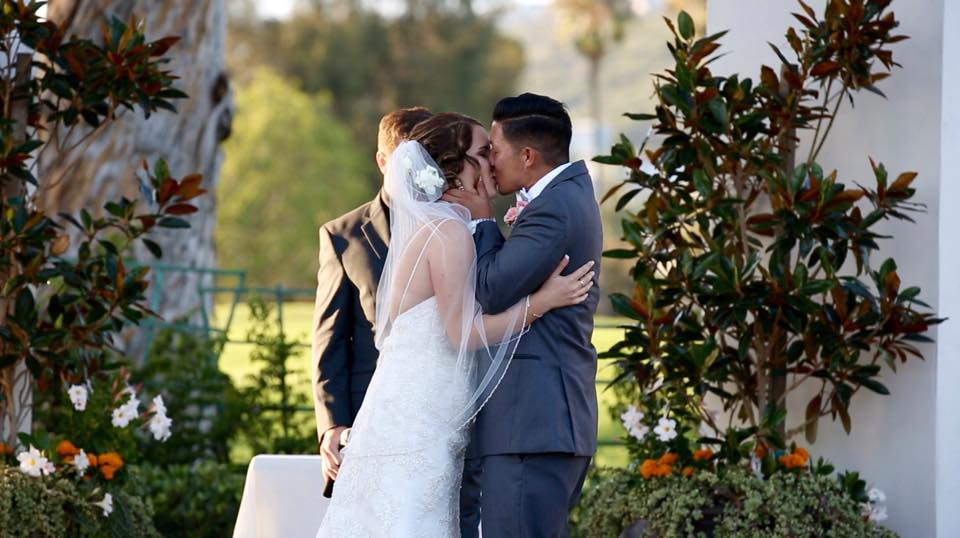 Wedgewood San Clemente Wedding Videography