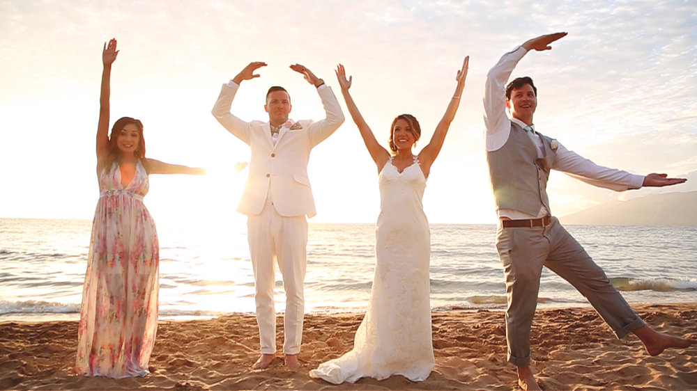 Andaz Maui Wedding Videography by Lisa Hadley Studios