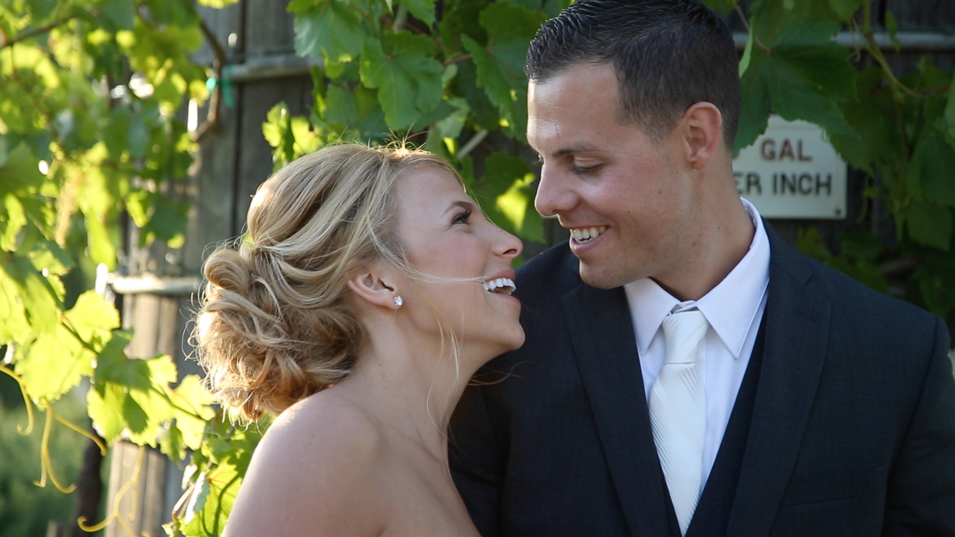 Mount Palomar Winery Wedding Videography