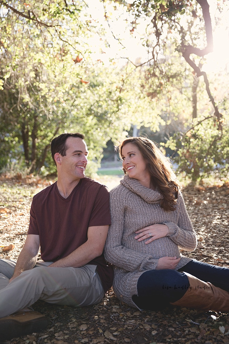 Orange County Maternity Photography Lisa Hadley Studios, Irvine Regional Park