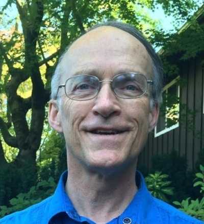 Rev. Dr. Ed Hird - Rector