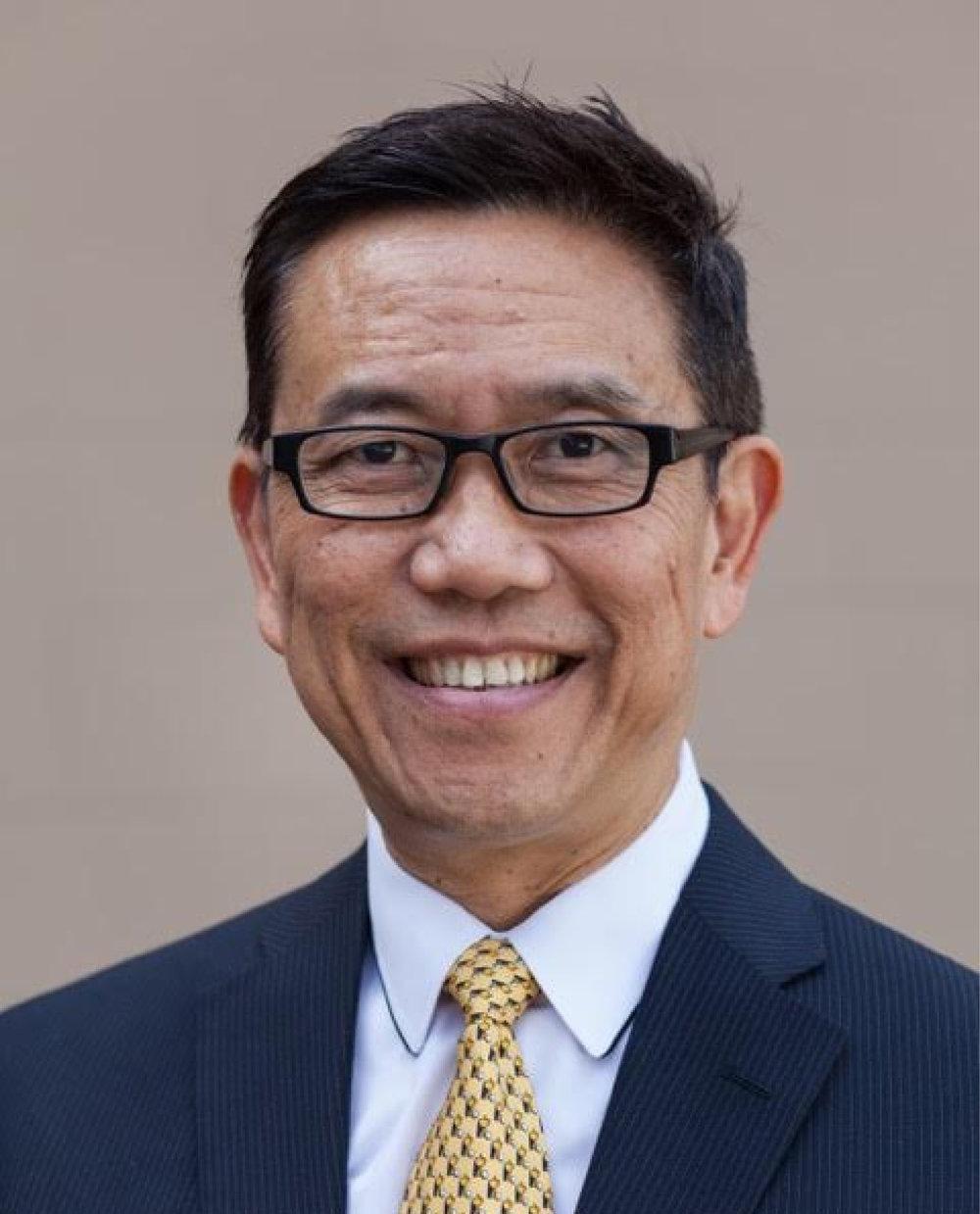 Bishop Silas Ng