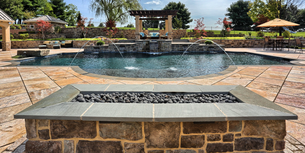 Outdoor living spaces in Lebanon County, PA