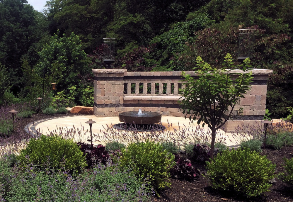 Professional landscape design in Hampden, PA