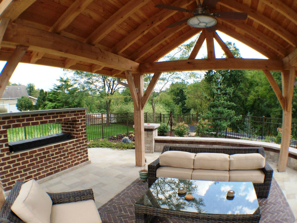 Sleek and Elegant Patio Ideas for Lower Paxton, PA