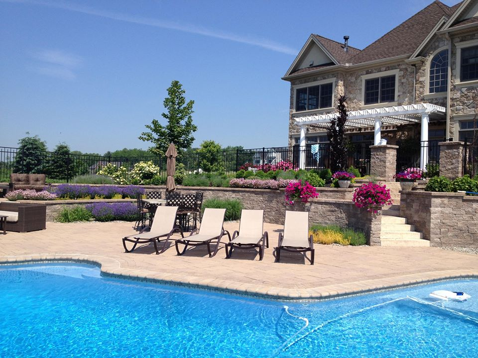 8 Ideas for Creating a Functional Poolside Patio in Lower Paxton, PA
