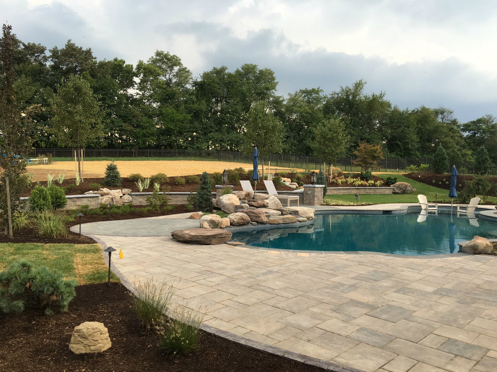 Improving Flow between Outdoor Living Spaces in Your Fairview PA Backyard