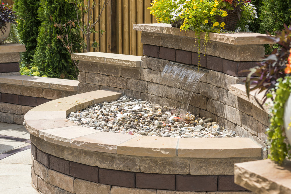 Rejuvenate your Landscape Design using Water Features in South Londonderry, PA