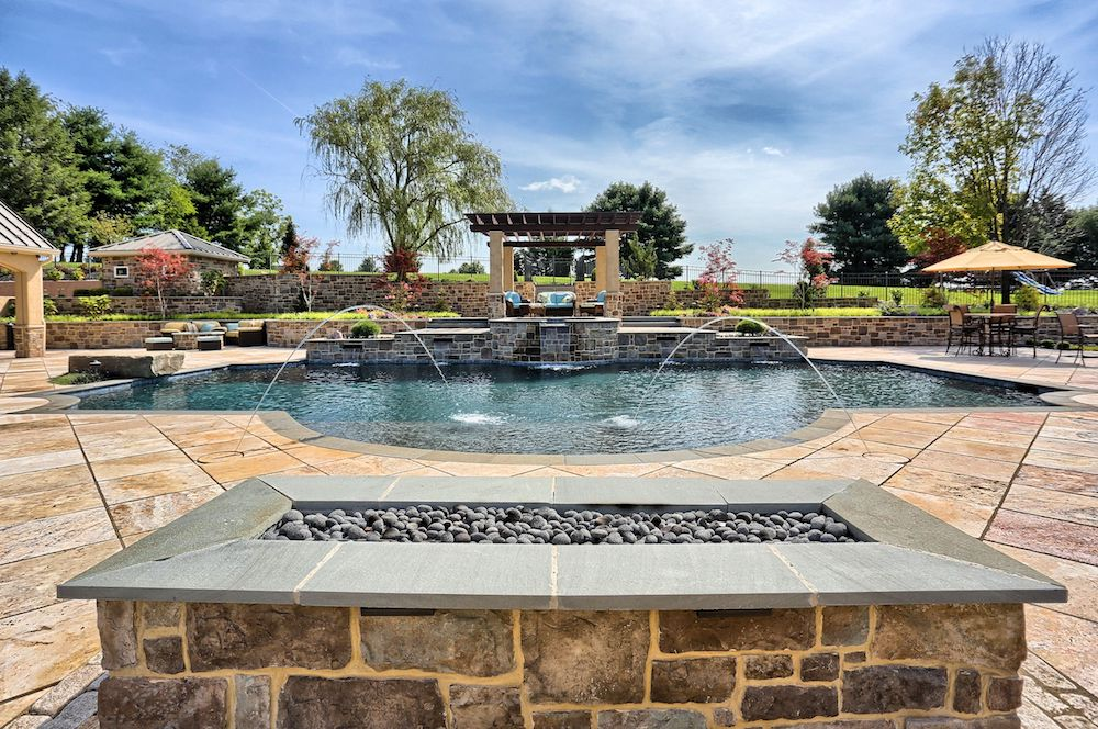 Stylish Patio Ideas for Hosting Outdoor Summer Parties in South Middleton PA