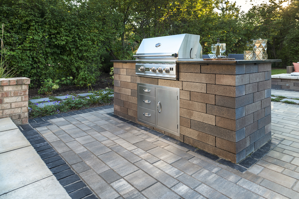 Choosing the Perfect Location for Your Outdoor Grill Island in Upper Allen, PA