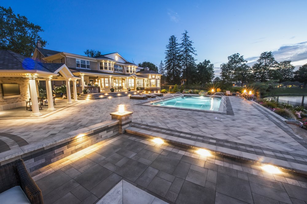 Highlighting Important Features in Your Silver Spring, PA, Backyard with Landscape Lighting